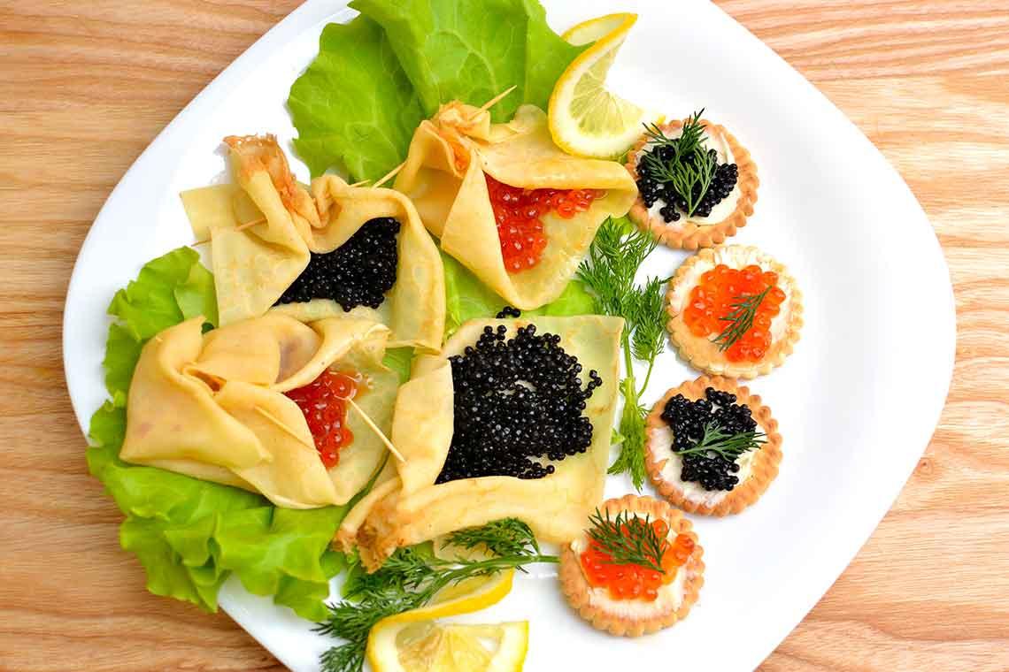 Caviar-photo