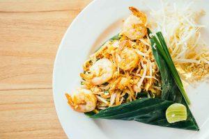 รีวิวผัดไทยอาหารไทย Go inter